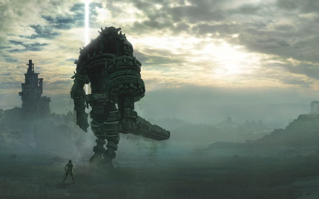 Shadow Of The Colossus Wallpapers + Little Known Facts!