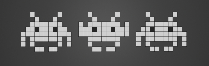 Space Invaders Themes