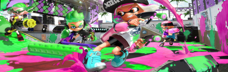 Splatoon Pictures
