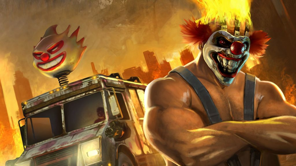 Twisted Metal Wallpapers + Gameplay!