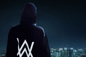 Darkside Alan Walker 4K