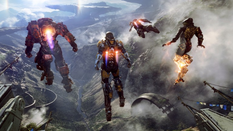 Anthem Game Wallpapers