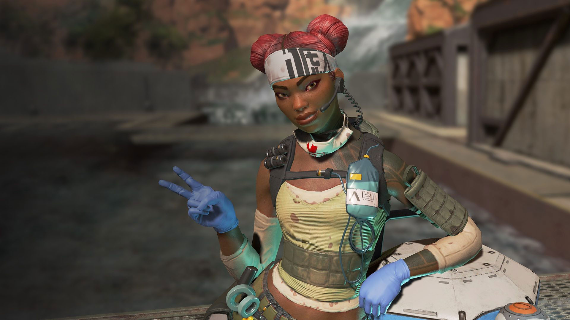 Apex Legends Lifeline Wallpaper
