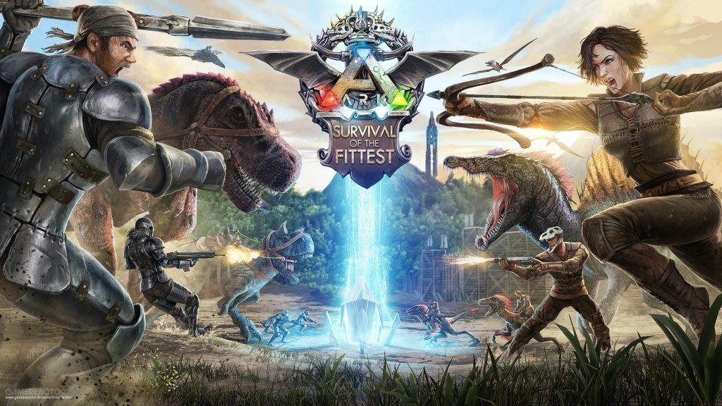 The Ark Survival Evolved Wallpapers – A Survival Game With Actual Story!
