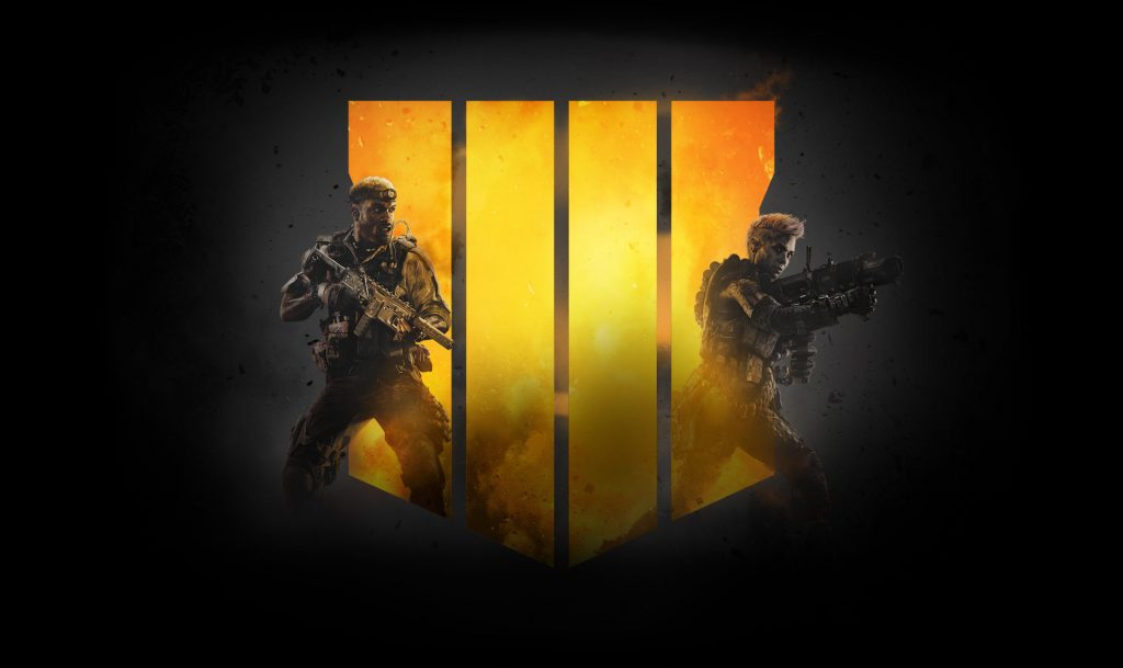 Blackout in Call of Duty: Black Ops 4?! + New Wallpapers