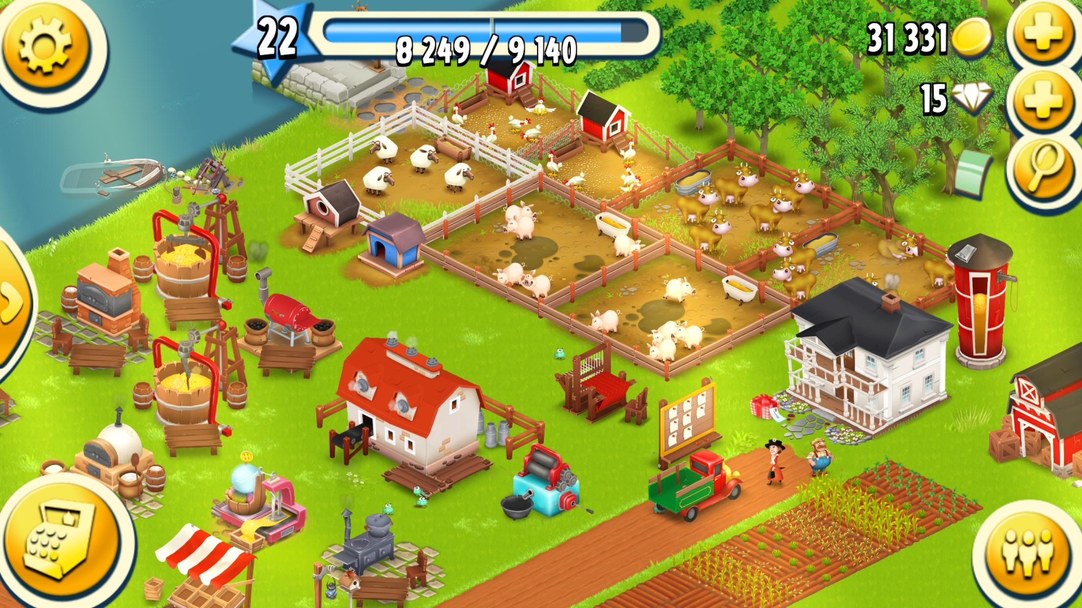 Hay Day Wallpaper