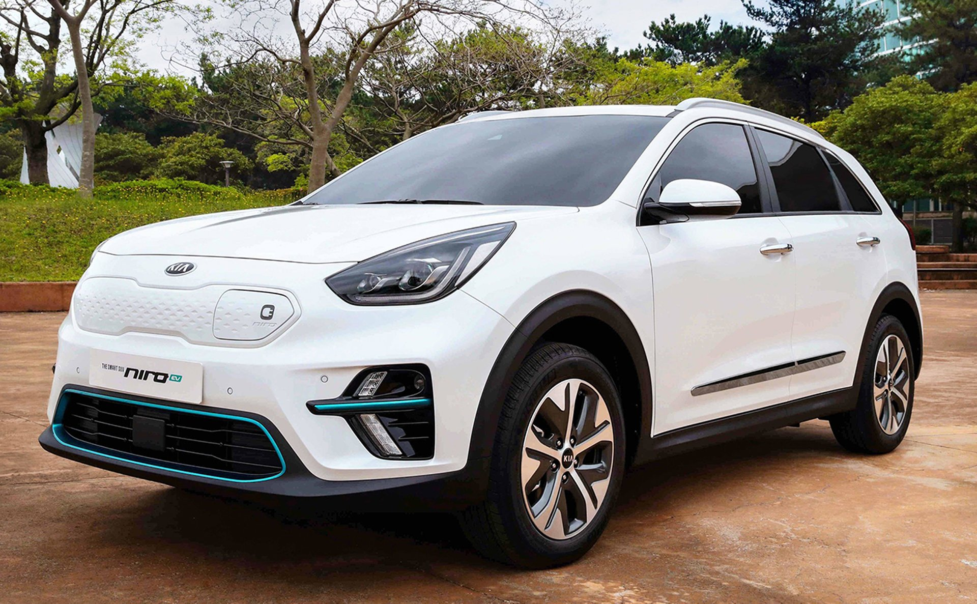 Kia Niro Wallpaper