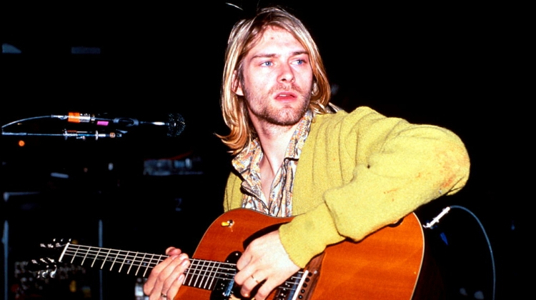best Kurt Cobain & Nirvana wallpapers for your browser