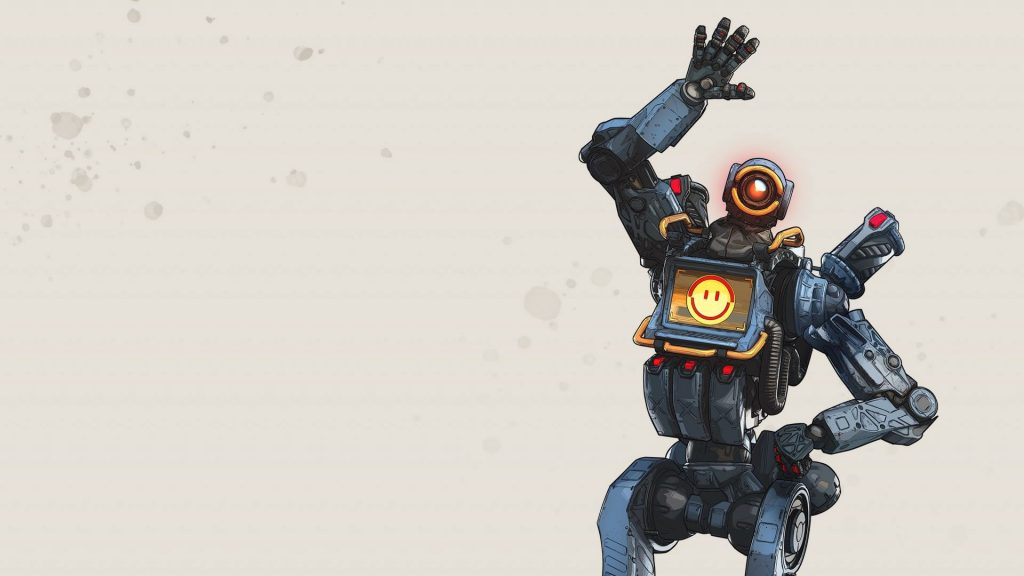 Apex Legends Pathfinder Wallpapers + Missing Some Basic Features?!