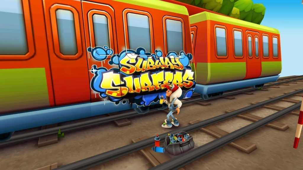 Subway Surfers Wallpapers – Faster Than Usain Bolt?!