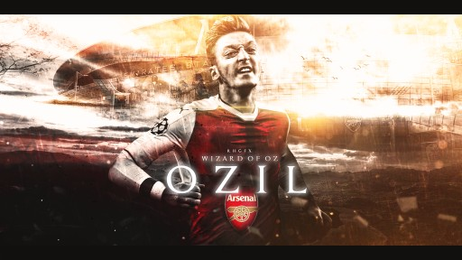 amazing Ozil FC Arsenal Wallpapers and backgrounds