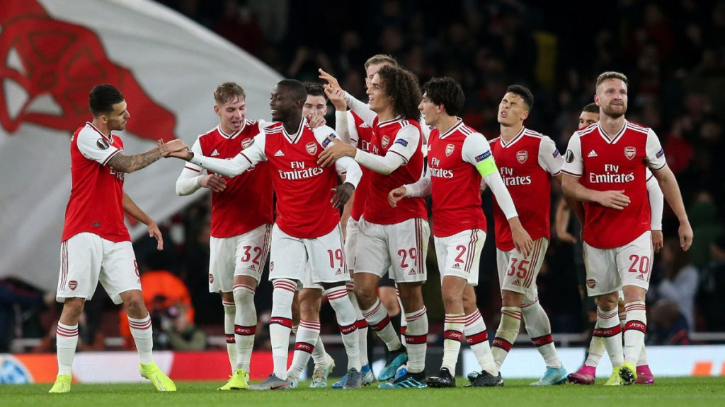 FC Arsenal – The Top Flight of English Football