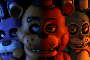 Five Nights At Freddy's 4K