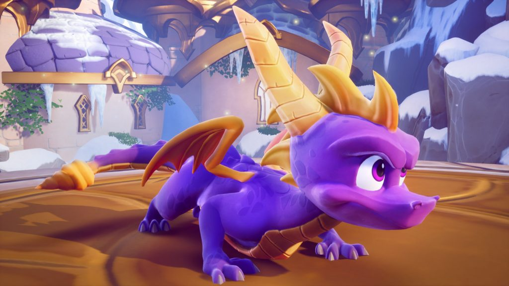 Spyro Reignited Wallpapers – Game's Levels Were Inspire by Movies?!