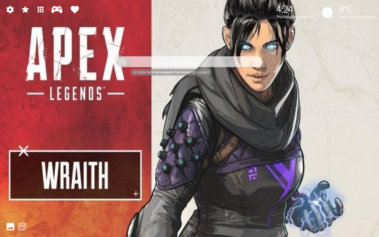 Apex Legends Home