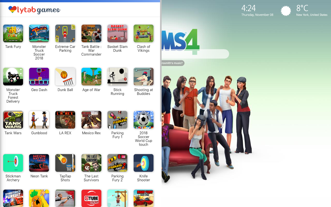 The Sims Mobile Games