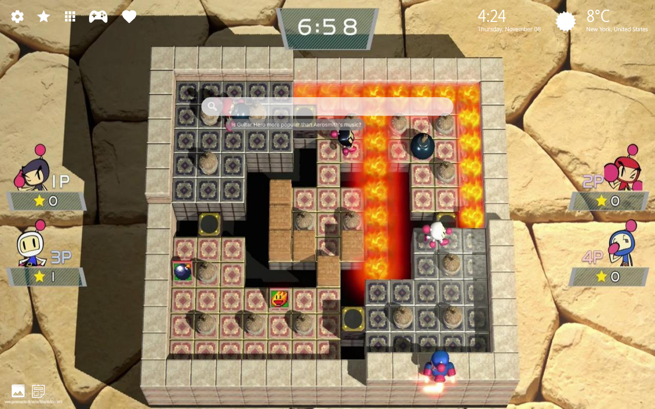 Super Bomberman Home