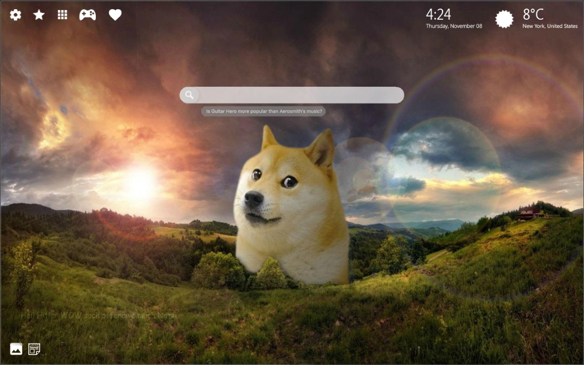 2048 Doge Meme Wallpapers, Themes & Backgrounds HD