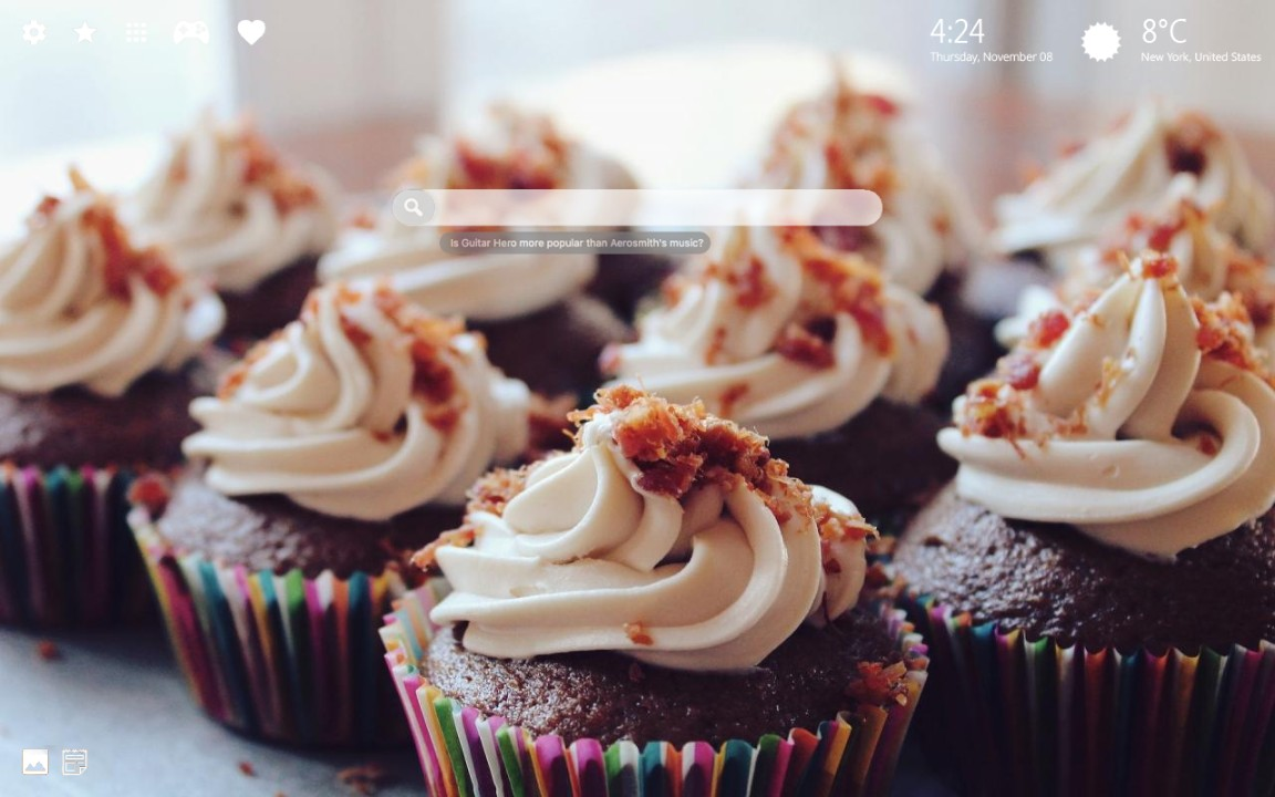 Cupcake Cake & Chocolate Wallpapers HD