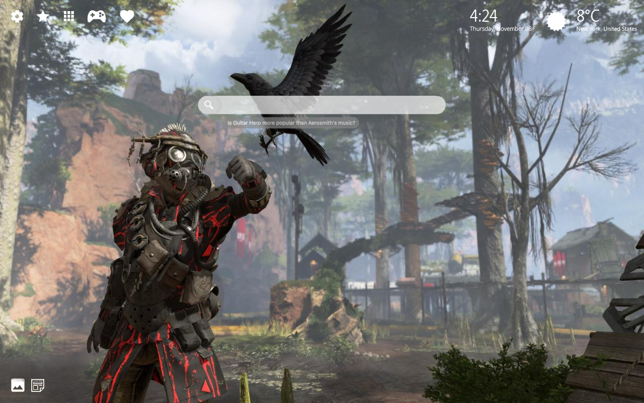 Bloodhound Apex Legends Pics