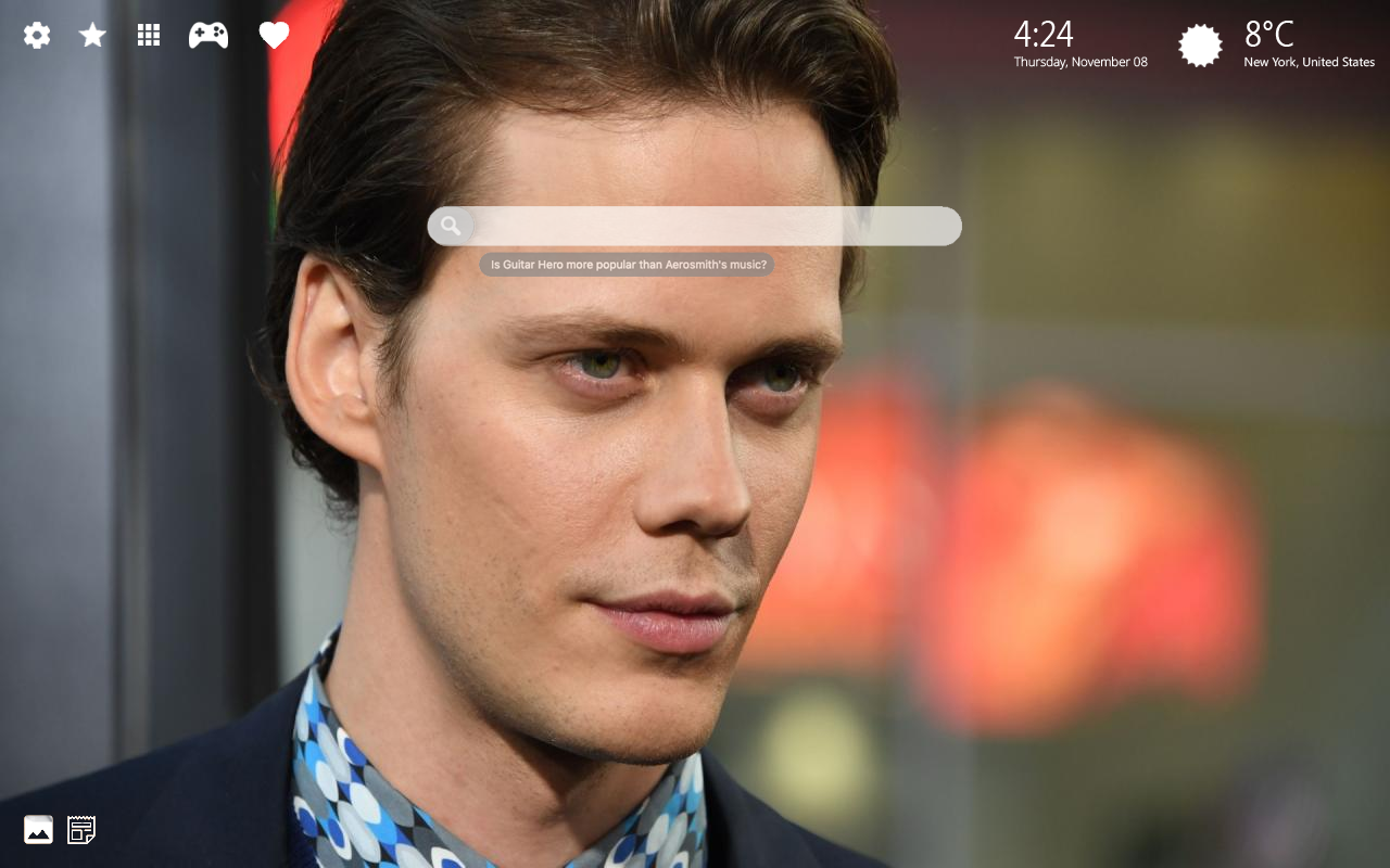 Bill Skarsgård Wallpapers