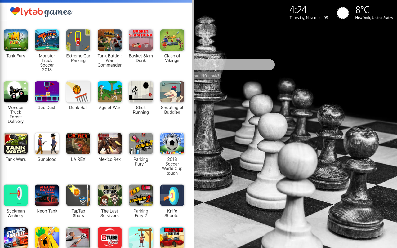 Chess Online Game Games