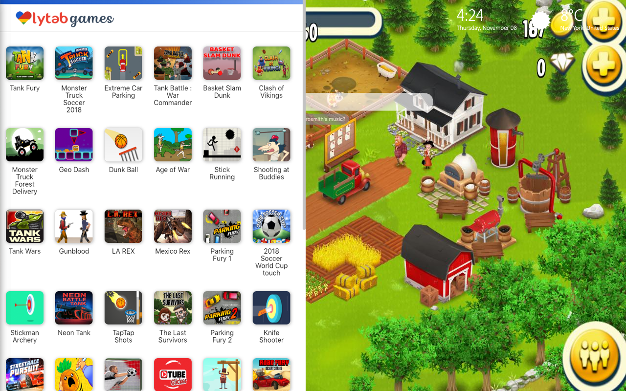 Hay Day Games