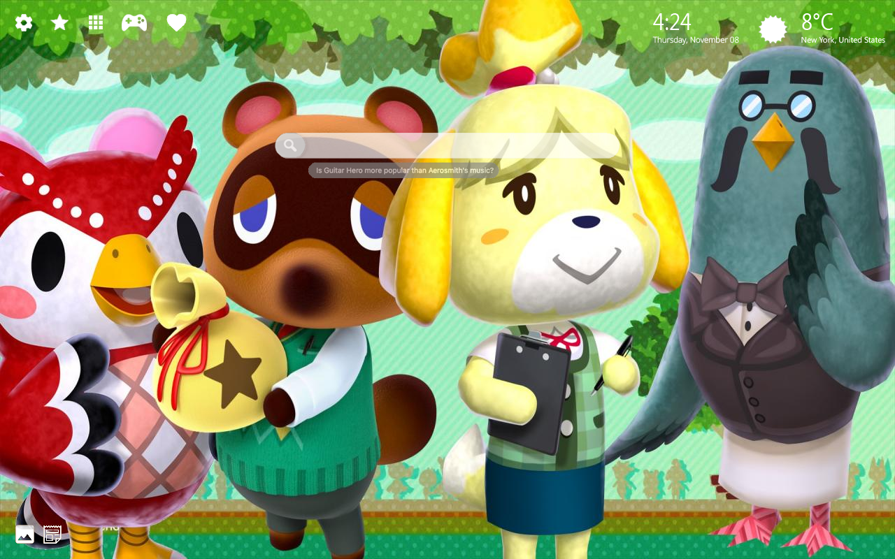 Animal Crossing Pics
