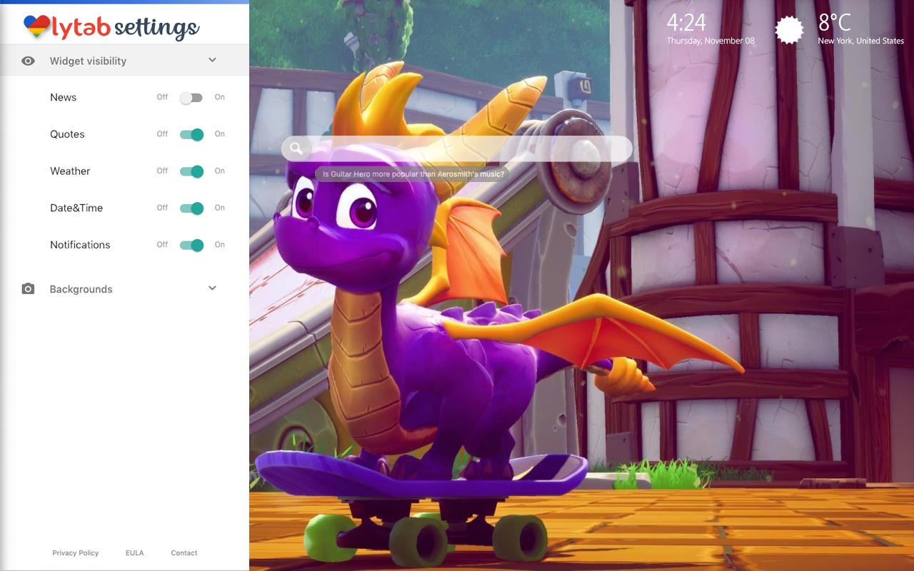 Spyro Reignited Bookmarks