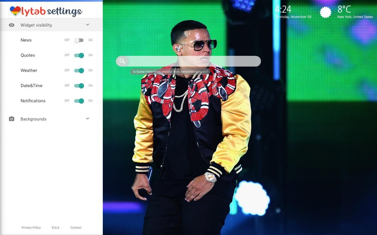 Daddy Yankee Con Calma Bookmarks
