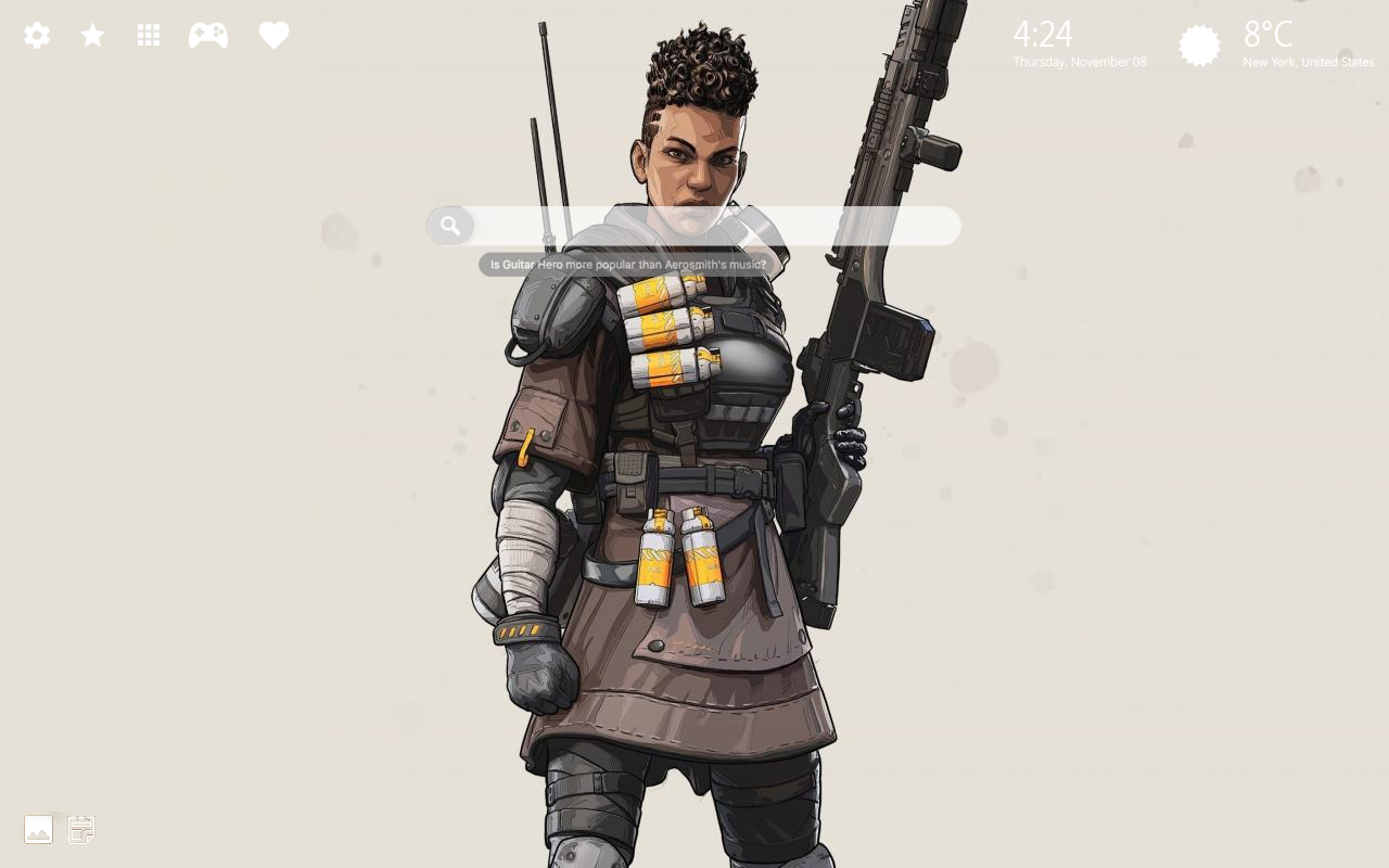 Bangalore Apex Legends Pics