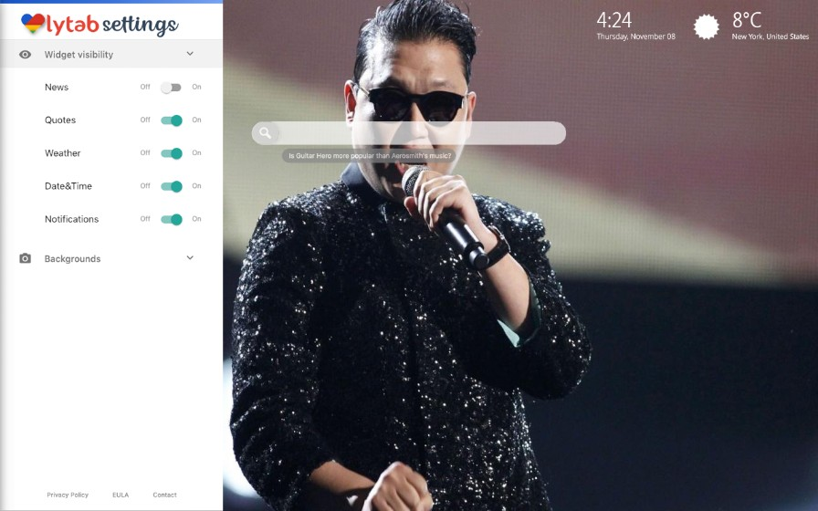 Best Gangnam Style Wallpapers for your browser