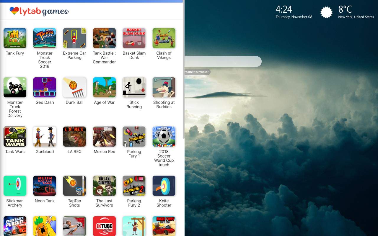 Clouds Themes