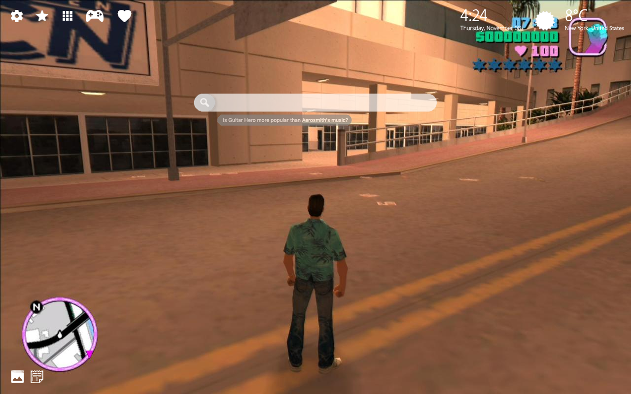 GTA Vice City Home