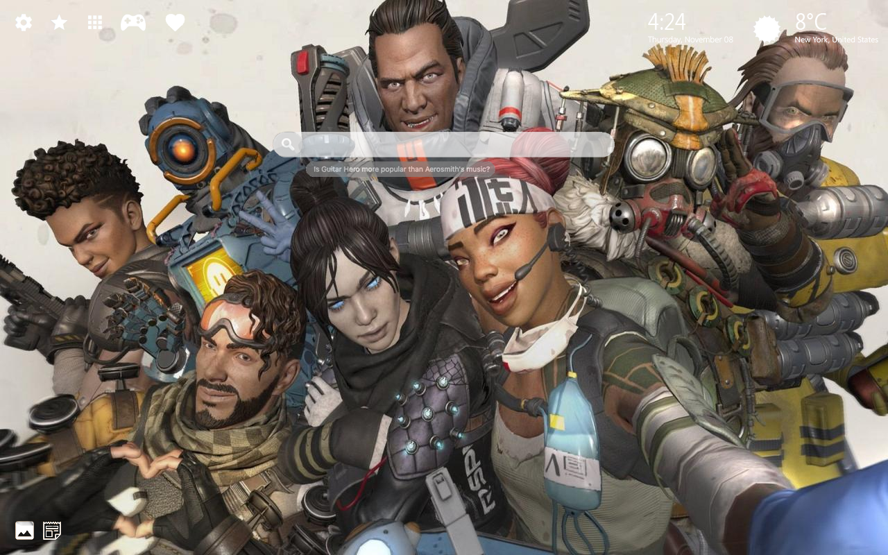 Apex Legends Season Pics