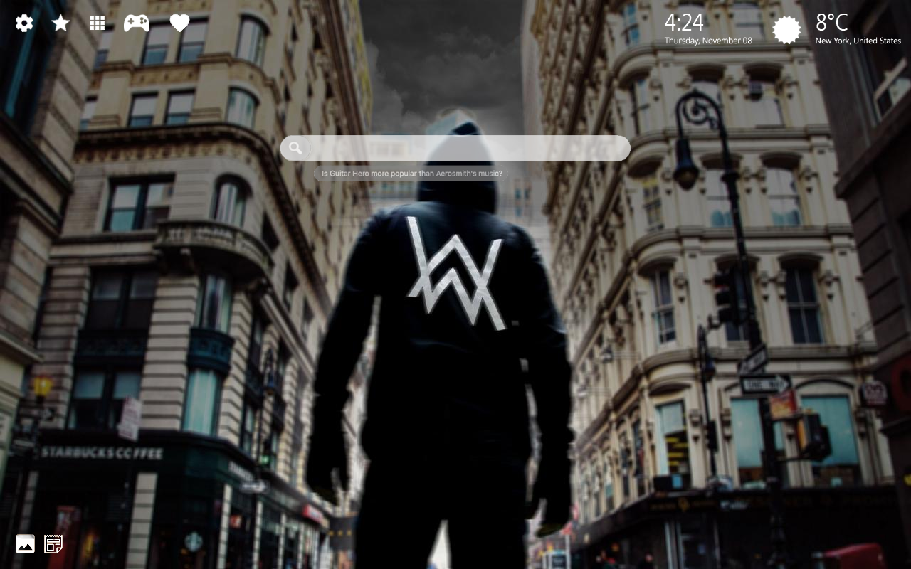 Darkside Alan Walker Home