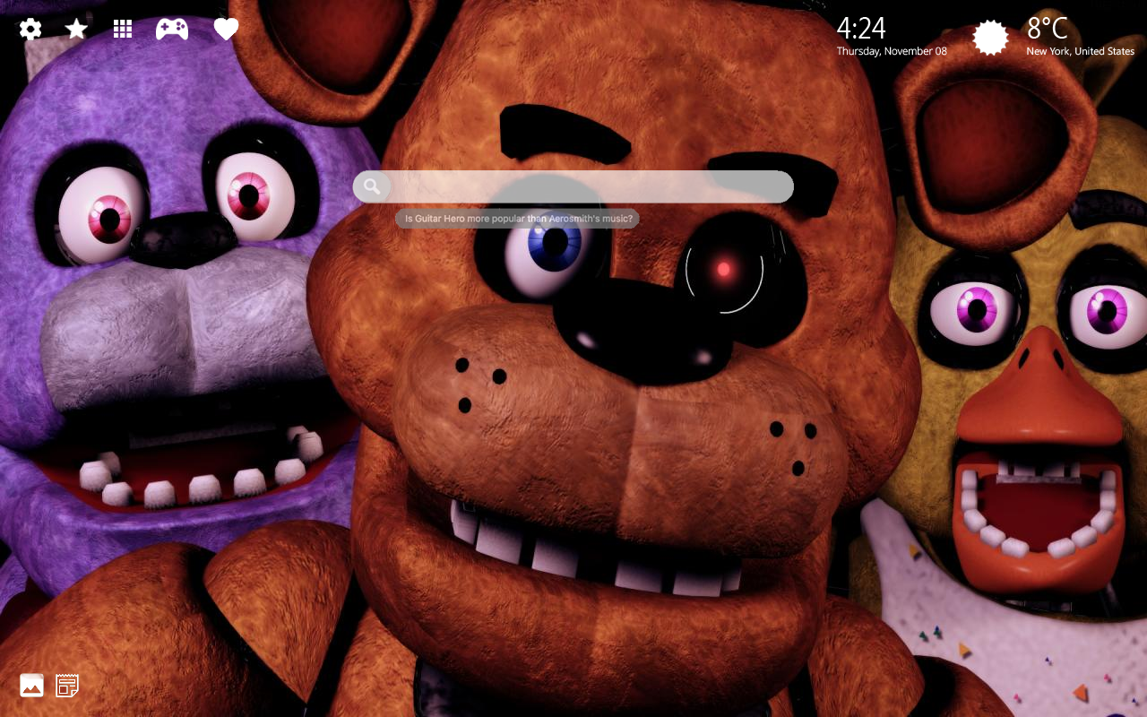 Five Nights At Freddy's Home