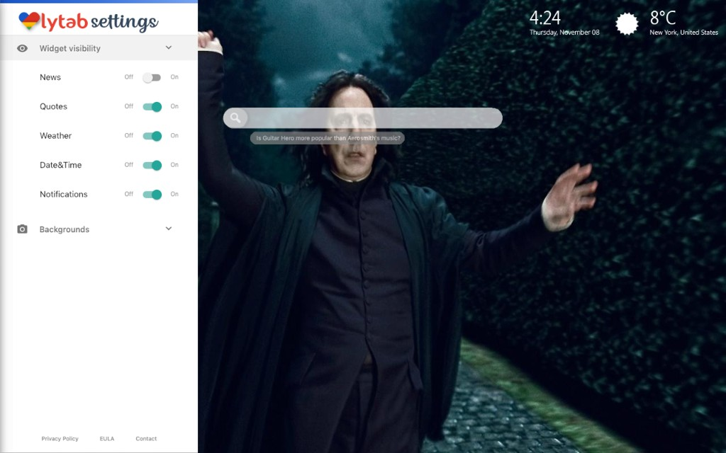 amazing Professor Snape Wallpapers for your browser