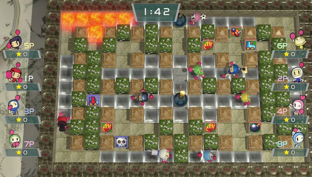 Super Bomberman Wallpapers – Boomberman Was a Man in a Bowler Hat?!