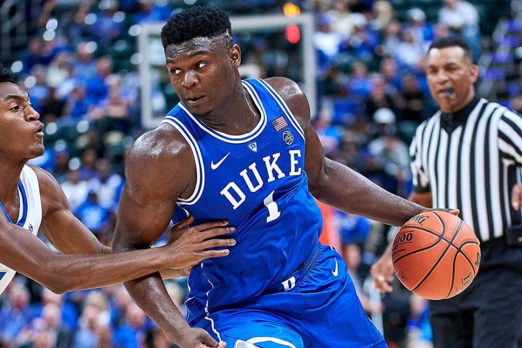 Zion Williamson Is 18 And The Second-Heaviest  NBA Player?