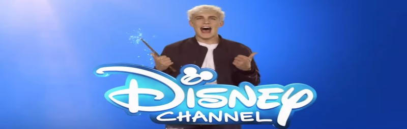 Jake Paul Disney Intro HD