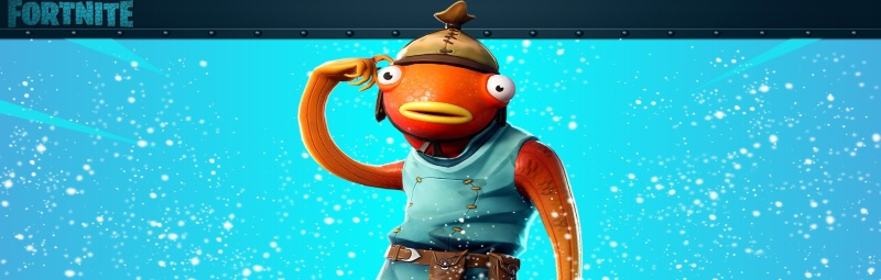 Fishstick Fortnite Background