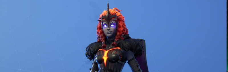 Molten Valkyrie Fortnite Skin Background