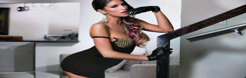 August Ames Background