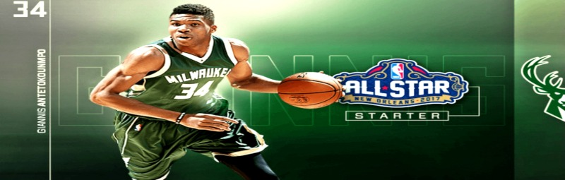 Giannis Antetokounmpo Background