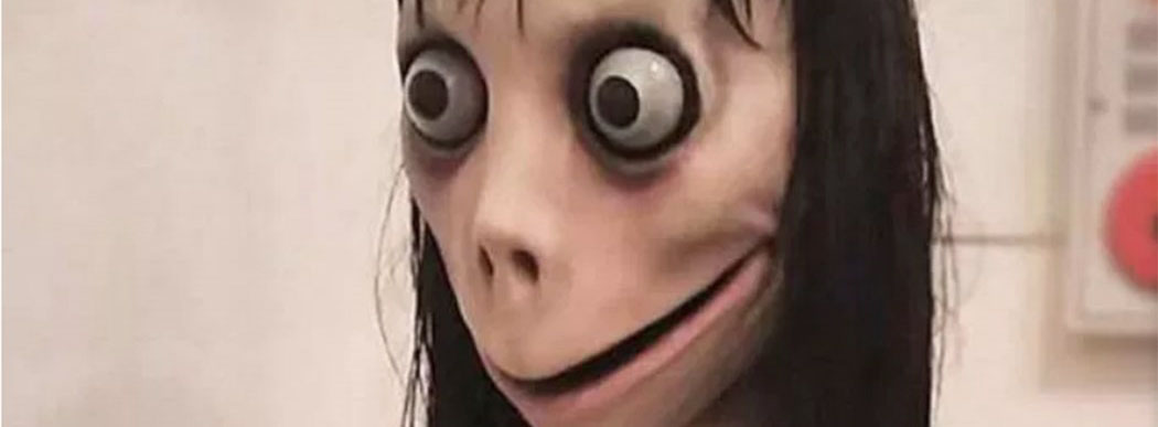 Momo Scary Face Wallpaper HD Momo Challenge and Scary Momo Girl Wallpapers