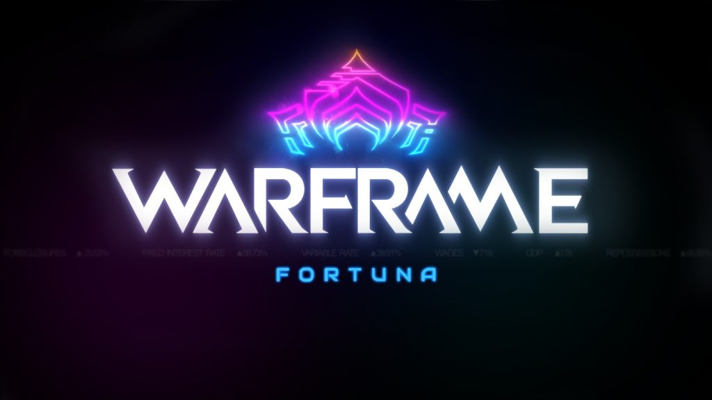 Warframe Fortuna – Best Theme For Your Chrome
