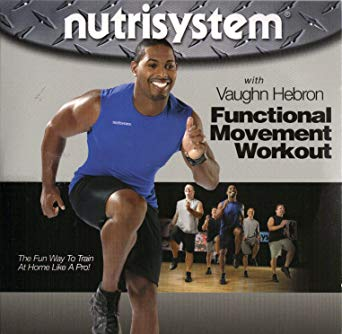Vaughn Hebron Workout, image source: amazon.com