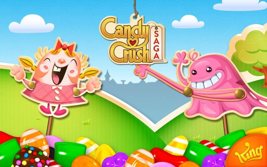 Candy Crush Jelly Soda Saga Wallpapers & Crazy Amount of Money per Day!