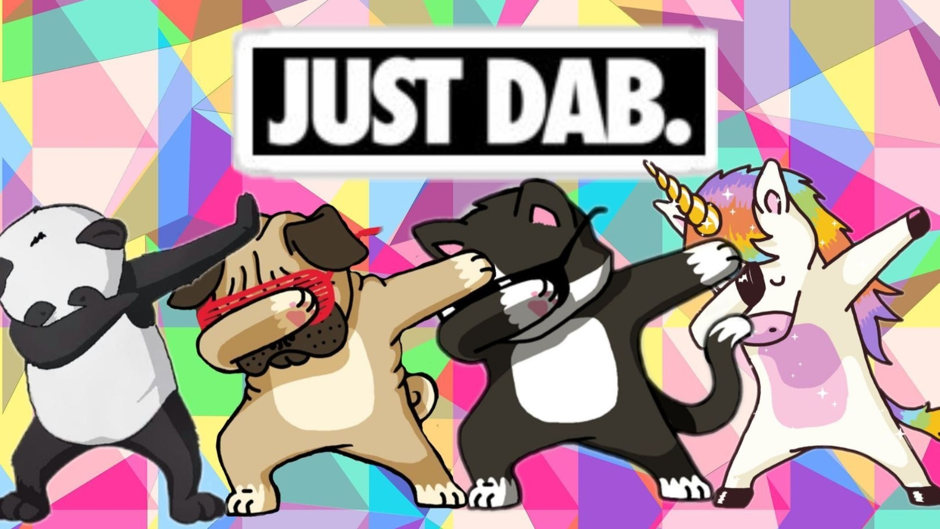 Dab Meme Backgrounds